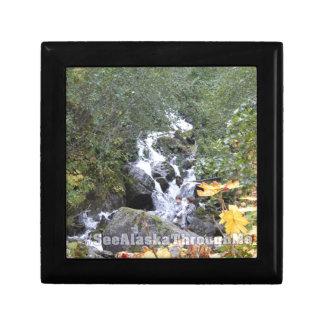 Pioneer Falls Butte Alaska Gift Box