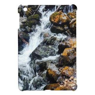 Pioneer Falls Butte Alaska iPad Mini Cover
