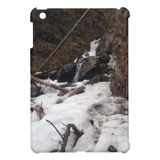 Pioneer Falls Butte Alaska iPad Mini Covers