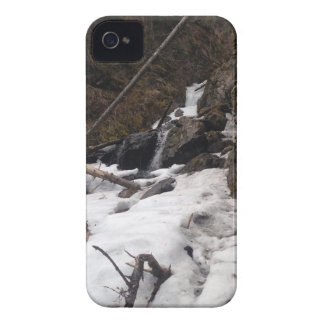 Pioneer Falls Butte Alaska iPhone 4 Covers