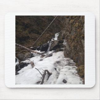 Pioneer Falls Butte Alaska Mouse Pad