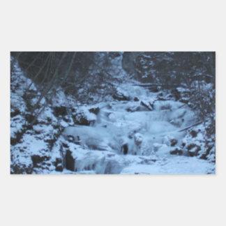 Pioneer Falls Butte Alaska Sticker