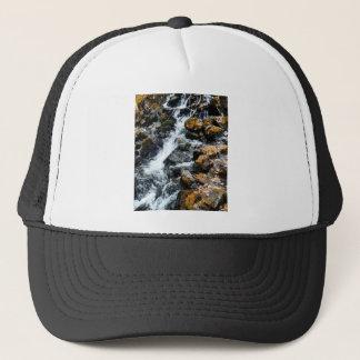 Pioneer Falls Butte Alaska Trucker Hat