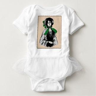 Pioneer Lady Baby Bodysuit