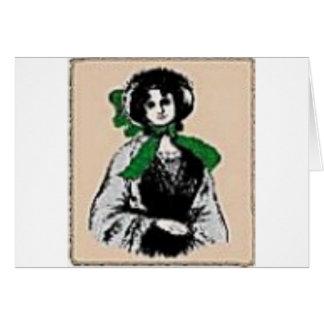 Pioneer Lady Card