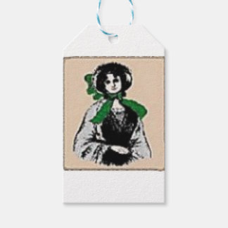 Pioneer Lady Gift Tags