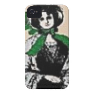 Pioneer Lady iPhone 4 Case-Mate Cases