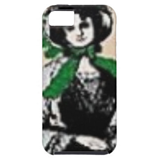 Pioneer Lady iPhone 5 Covers