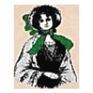 Pioneer Lady Letterhead