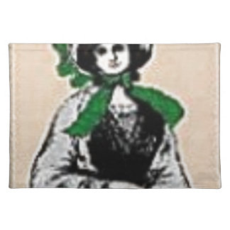 Pioneer Lady Placemat