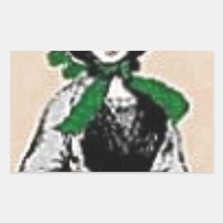 Pioneer Lady Sticker