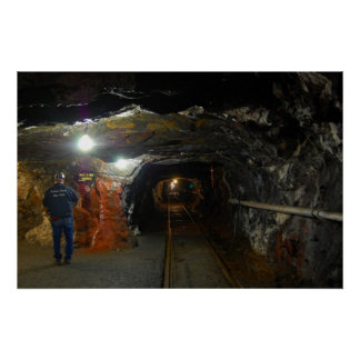 Pioneer Mine Poster