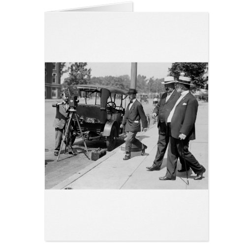 Pioneer Paparazzi, 1914 Greeting Cards