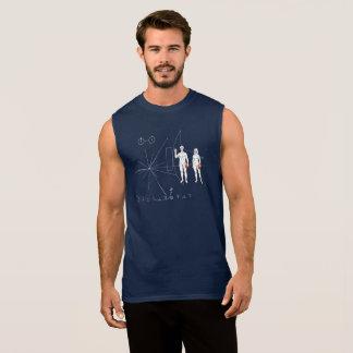 Pioneer Plaque  Basketball Sleeveless Shirt