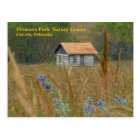 Pioneers Park Nature Centre  Lincoln, NE #8n Postcard