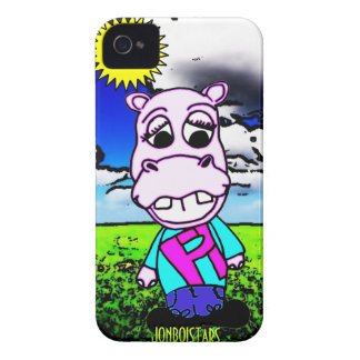 pip-ho The Hippo iPhone 4 Covers