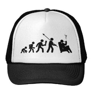 Pipe Smoking Hats
