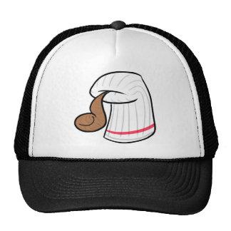 pipe smoking sock hat