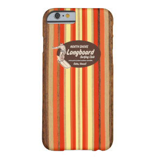 Pipeline Surfboard Hawaiian iPhone 6 case Barely There iPhone 6 Case