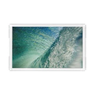 Pipeline Wave Acrylic Tray