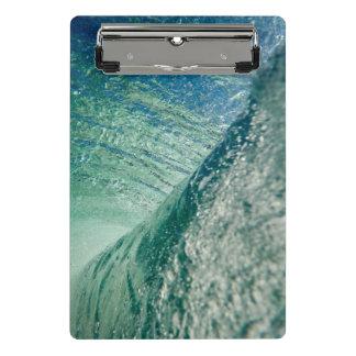 Pipeline Wave Mini Clipboard