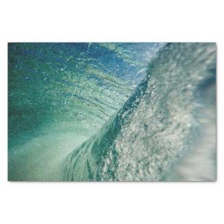 Pipeline Wave Tissue Paper