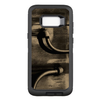 Pipes and Shadows OtterBox Defender Samsung Galaxy S8+ Case
