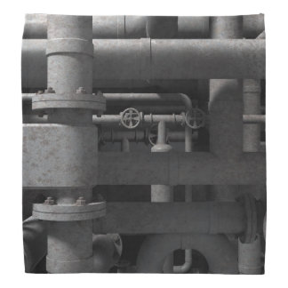 Pipes and Valves Kerchief