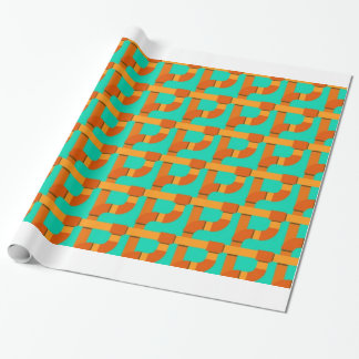 Pipes Wrapping Paper