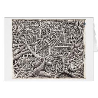 Pipescape, by Brian Benson Card