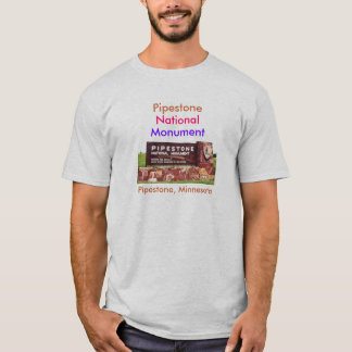 Pipestone National Monument T-Shirt