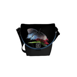 Pipevine Swallowtail Butterfly Messenger Bag