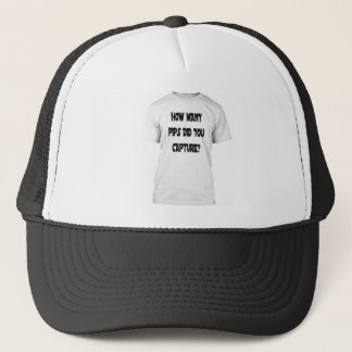 PIPS HUNTER TRUCKER HAT