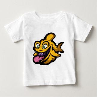 Piranha Baby T-Shirt