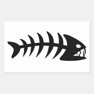 Piranha Fish Bone