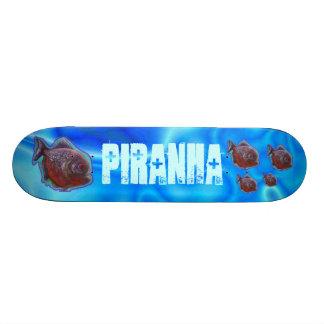 Piranha Fish Skateboard