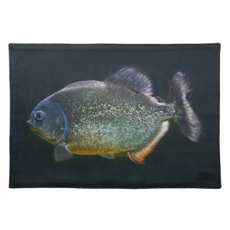 Piranha Placemat