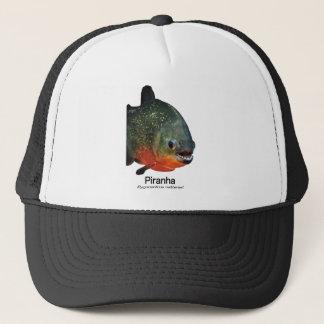Piranha Trucker Hat