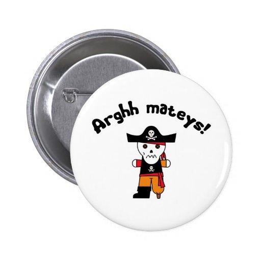 Pirate 1 d'Arghh Badge