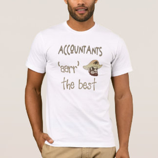 Pirate Accountant T-Shirt