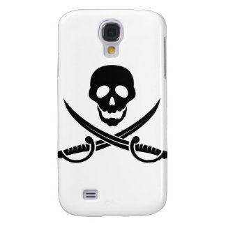 Pirate and Swords Samsung Galaxy S4 Cases