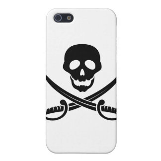 Pirate and Swords Cover For iPhone 5