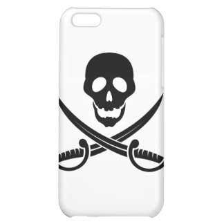Pirate and Swords iPhone 5C Cases