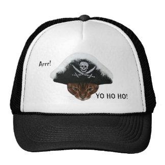 Pirate Arrr Trucker Hat