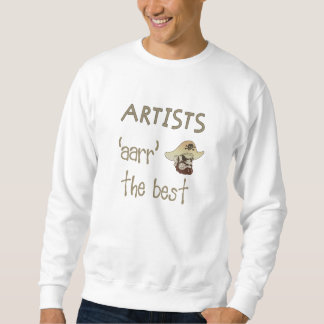 Pirate Artist Sweatshirt