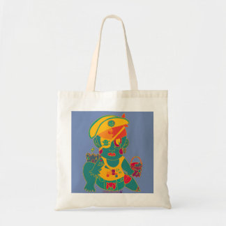Pirate Baby (FOUR) Tote Bag