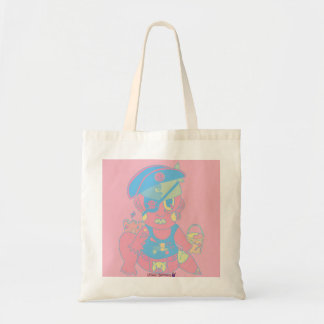 Pirate Baby (SIX) Tote Bag