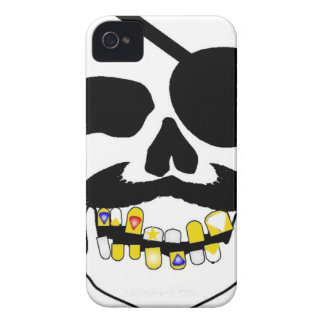 Pirate Bling iPhone 4 Cases