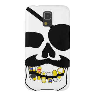 Pirate Bling Galaxy S5 Case