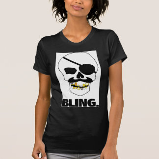 Pirate Bling T-shirt